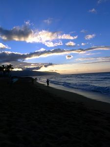 Sunset, North Shore, Oahu