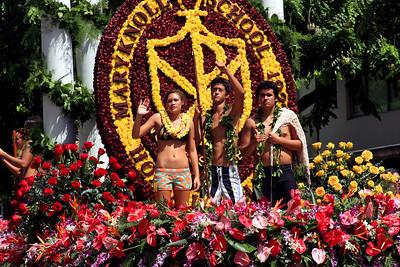 Aloha Festivals Floral Parade - O'ahu