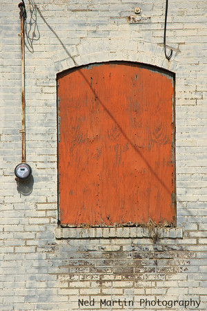 Detail along the street, St. Louis, Missouri