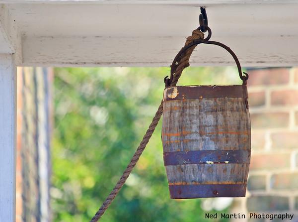 Water Retrieval, Colonial Williamsburg