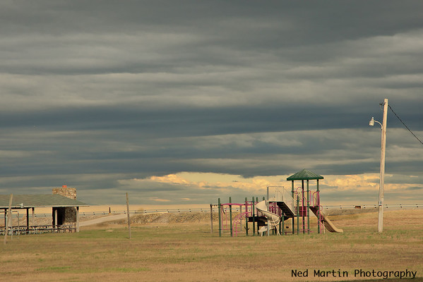 Playground at Fort Munroe