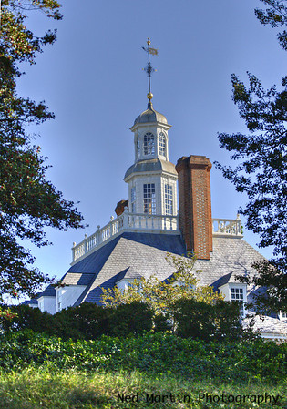 Governors' Mansion, Colonial Williamsburg