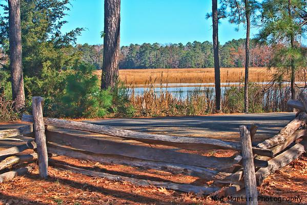 Jamestown view