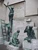 Sculpture near Onze Lieve Vrouwekathedraal