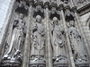 detail, Onze Lieve Vrouwekathedraal  - Antwerp's cathedral