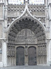 entrance, Onze Lieve Vrouwekathedraal  - Antwerp's cathedral