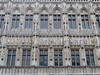 Close up of Hotel de Ville (Town Hall), Grand Place