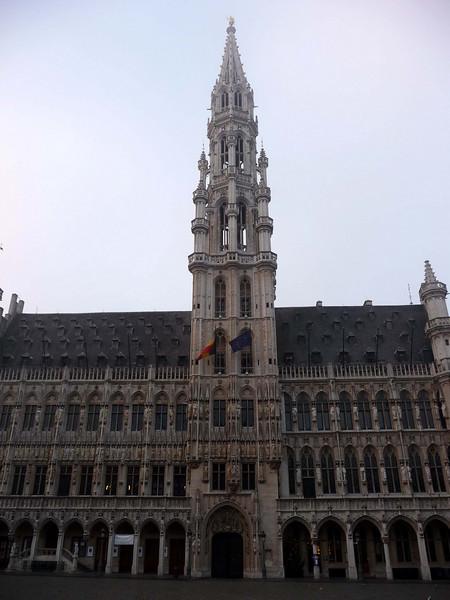 Hotel de Ville (Town Hall), Grand Place