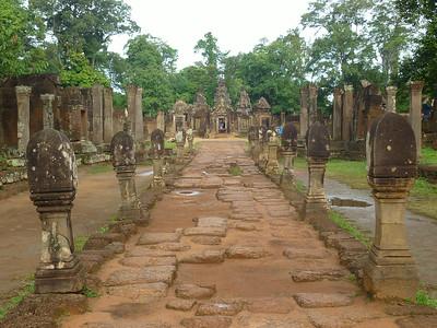 Banteay Srey and Kbal Spean
