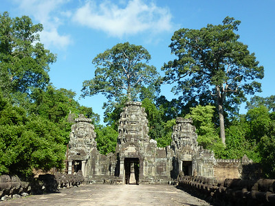 Other Angkor Temples