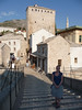 Tanya on Stari Most