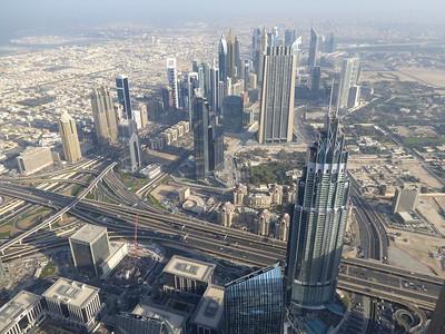 Burj Khalifa Viewing Deck
