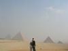 Richard & Tanya, The Giza Plateau