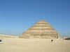 The Step Pyramid of Djoser - Third Dynasty (ca. 2800 B.C.), Saqqara
