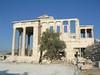 Erechtheum, Acropolis - Side view