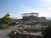 Repairs & restoration on the Acropolis