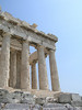 The Parthenon, Acropolis - Front corner view