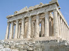 The Parthenon, Acropolis - Front view