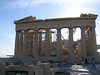 The Parthenon, Acropolis - Rear view