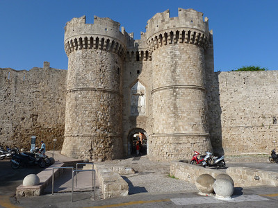 Rhodes Old Town 2013