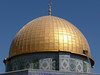 Dome of the Rock<br /> <br /> Close up of the golden dome