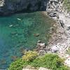 Swimming cove, near Corniglia