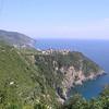 Corniglia from the distance