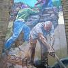 Mural, Riomaggiore village