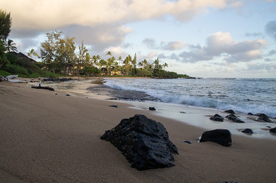 Kapa'a Sands Beach
