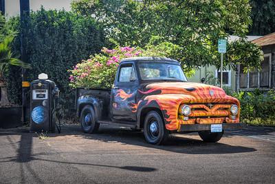 Hanapepe Art Truck
