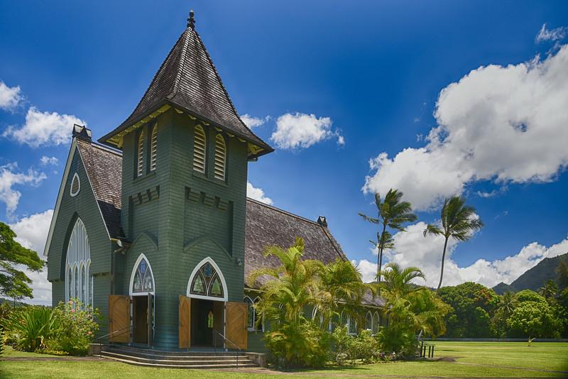 Wai'oli Hui'ia Church