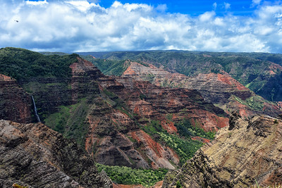 Grand Canyon of Hawai'i