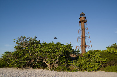 Sanibel Island Lighthouse, 1884