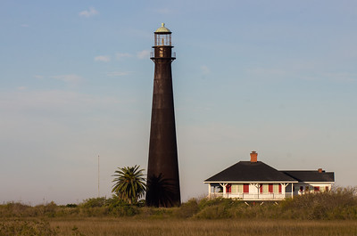 Bolivar Lighthouse, 1852