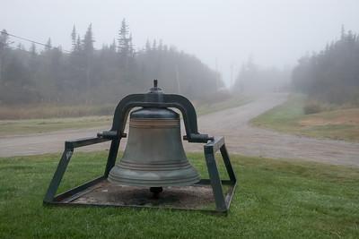 West Quoddy Head Light signal bell