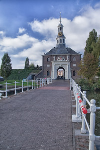 Zijlpoort City Gate, 1667