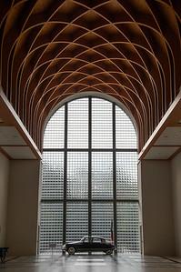 Louwman Museum Foyer