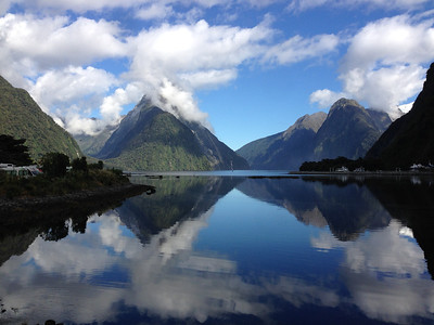 Te Anau, Milford Sound and Doubtful Sound 2013