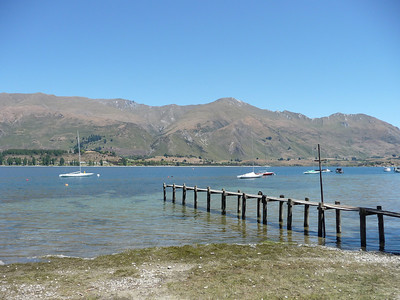 Wanaka and Cadrona