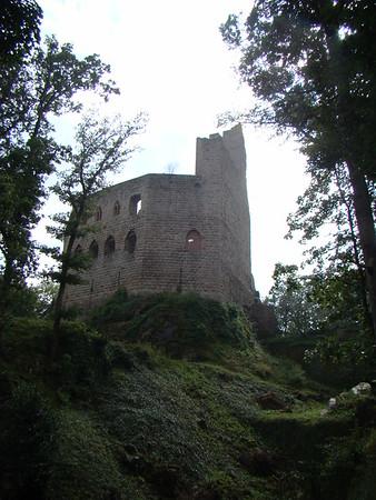 Châteaux des Vosges