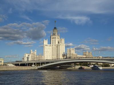 Moskva River Boat Trip