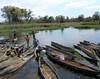 Mokoros, Okavango Delta