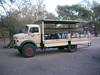 Truck to Okavango Delta