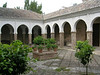 Colegiata del Salvador, Granada - This 16th century church was built on the site of a mosque but only patio of the mosque survives today.