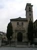 Inglesia de Santa Ana, Granada - This church has a mosque's minaret as it's bell tower.