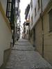 Narrow street - Albayzin area