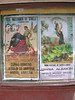 Bull fighting & flamenco posters