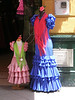 Flamenco costumes