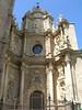 Church in historic centre