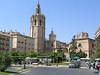 Miguelete Bell Tower, Plaza de la Reina